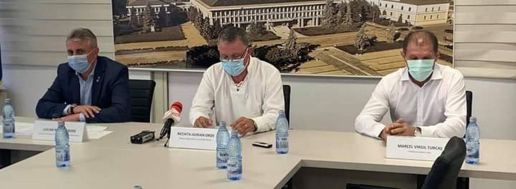 Doi ministri s-au aflat într-o vizită de lucru în județul Sălaj